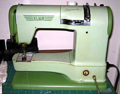History Elna Sewing Machines Awesome Vintage Elna Sewing Machines