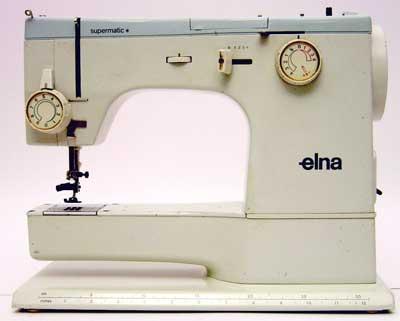 History Elna Sewing Machines Beauteous Elna Sewing Machine