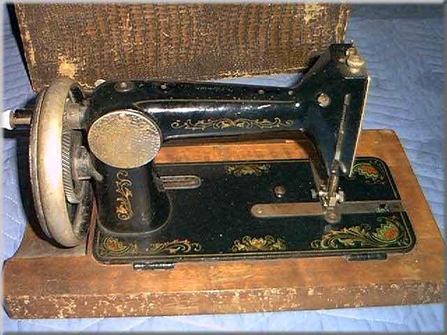 Haid Neu Gamages Inspiration Gamages Sewing Machine
