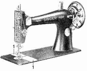 Identifying Singer Sewing Machine Models